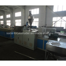 Advanced Design Plastic PVC Profile Extrusion Line Machinery