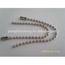 Cadena de metal de los bolsos del precio de Resonable para la decoración