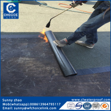 Elastomeric modified bitumen APP SBS waterproof membrane