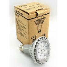 UL y TUV aprobación CE 11w dimmable Par30 bombillas led