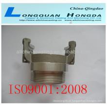 Ligas de alumínio fundição de auto peças, máquinas de fundição