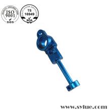 Blaue Farbe Hartanisierende Aluminium-Verbindungsstange