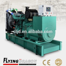 400kva electric generator power plant with Volvo penta engine 320kw
