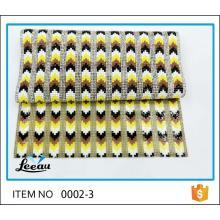 Decoration garment iron on resin rhinestone sheet