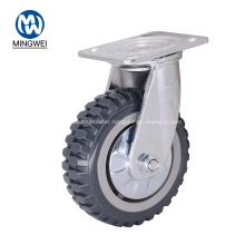 6 Inch Heavy Duty Swivel Plate Caster Wheel