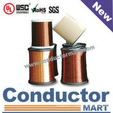 Pour les types de moteurs Super vente émaillé fil enduit d'aluminium