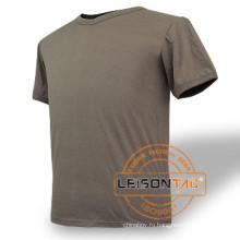 Военная футболку принимает T/C ткани, стандарту ISO
