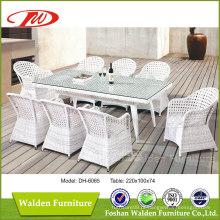 Móveis ao ar livre Mesa de jantar e cadeira (DH-6065)