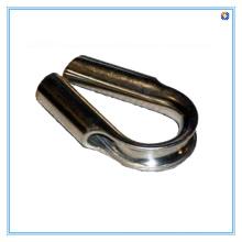 Детали из нержавеющей стали для пробки, наперсток, полированный