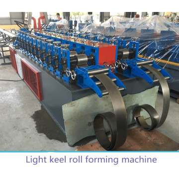 Rolling Steel Keel Roll Forming Machine
