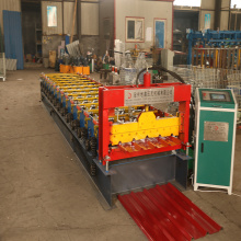 Galvanized roofing sheet tile forming machine