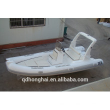 RIB700 boat with pvc or hypalon rib boat