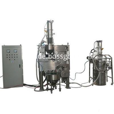 Performance GFZL pelletizing machine
