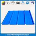 Galvanized Aluminium Metal Roof Tile Roll Forming Machine