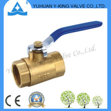 Control Water Forged Brass Ball Valve (YD-1033)