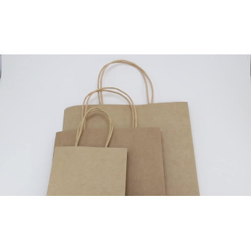 High Quality Wholesale Custom Logo Paper Shopping Bag