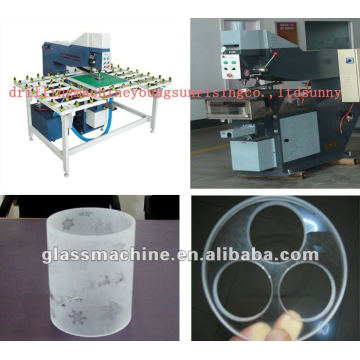 YZ220 Glass Drill Machine
