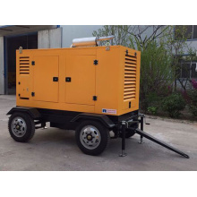 Weichai 50KVA/40KW Portable Disel Generator Set