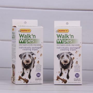 Lingettes de toilettage pour animaux de compagnie Safe Cleaning Deep