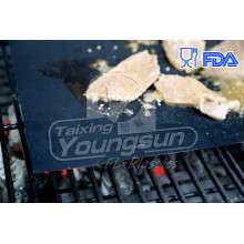Reusable and 500F Safe to use Barbeque Grill Mat