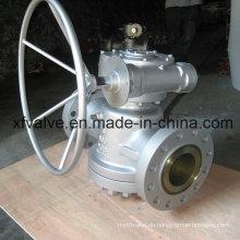 Umgekehrte Druck-Öldichtung-Waage geschmierte Schneckengetriebe-Ventil