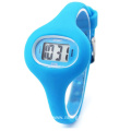Silicone Thin Strap Digital Watch for Kids