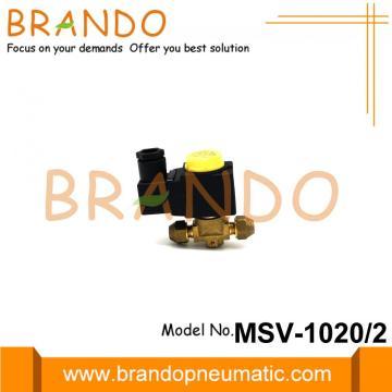 MSV-1020/2 CASTEL Тип Холодильный электромагнитный клапан