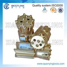 T45 rosca Retrac 89 mm y 102 mm de diámetro botón Bit