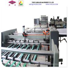 Ld1020bc Semi-Automatic School Exercise Book Bureau Papeterie Notebooks pour School Making Line Machine