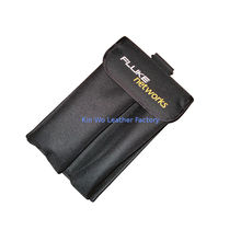 Portable Custom Zipper Tool Case With Belt Loop / Metal Hook