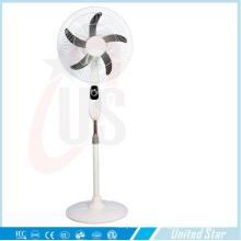 """16"""" новый дизайн Электрический пластичный Стоьте вентилятор с таймером"""