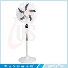 16′′ New Design Electric Plastic Stand Fan with Timer