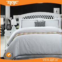 5PCS Hotel Collection 400 Fadenzahl Baumwolle bestickt Bettbezug
