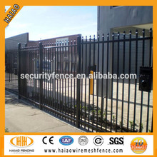 Made in China cheap european wrought iron fence design ( high quality )