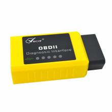 Interfaz ELM327 soporta todos los protocolos de Obdii Elm327 Bluetooth adaptador para Jeep herramienta de diagnóstico OBD2 para Android