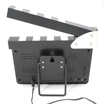 Despertador digital Movie Clapper