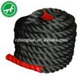Cuerda de combate de poliéster para la construcción del cuerpo con funda 50 mm 38 mm 32 mm