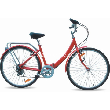 Billiga Aluminium City Bike