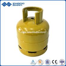 Venda direta da fábrica Cilindros de fogão a gás portátil de 3 kg a GLP