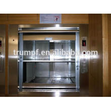 Cheap food elevator/ dumbwaiter from approved manufacturer