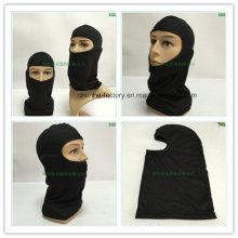 Polar Fleece Máscara facial Cuello calentador Proveedor Máscara de protección contra el viento Máscara de sombrero Balaclava