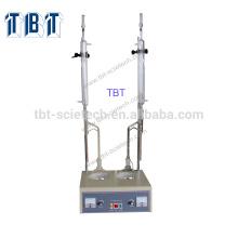 Verificador do índice de água do óleo cru de TBT-8929A ASTM D4006