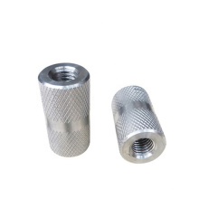 Machining stainless steel cnc knurling roller