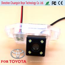 Mini Hidden HD CCD Real View voiture de stationnement arrière caméra pour 2011 Totota Prado