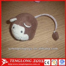 2013 new design children toy tape sheep shaped plush tape measure