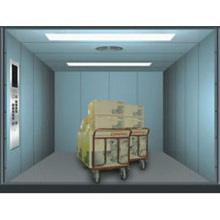 Durable Steel Painted Freight Elevator for Storeroom