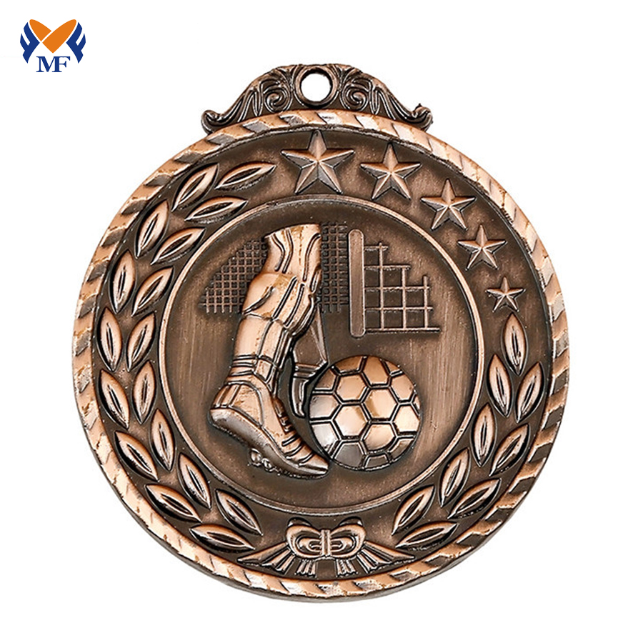 Custom Football Medals