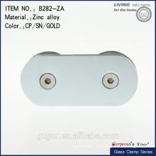 Cerradura de puerta de cristal de la fabricación de la fábrica del hardware para el cuarto de baño