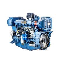 Судовой двигатель серии Wp12, 368-425 кВт, Weichai