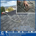 for building colorful fiberglass reinforced asphalt shingle